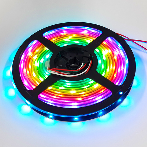 [NS-LED-SW-030]Rainbow STRIP Waterproof / 5M
